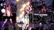 ( Hd ) Ke$ha - Tik tok Live @ Mountain - For Rihanna's Last Girl On Earth Tour - July 10, 2010
