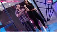Indira Indy Aradinovic feat. Marijan Kamenovic - Havaji - Tacno u podne - (tv Pink 30.11.2012.)