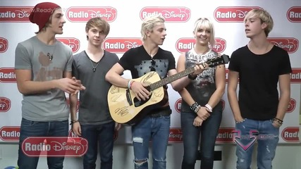 R5 - Kiss The Girl - Disney's Find Your Voice [hd]
