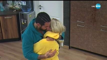 Трепетно очакване в Къщата: Златка прави теста си за бременност!