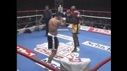 K-1 World Grand Prix 2000 Полу-финал Franciso Filho vs Ernesto Hoost