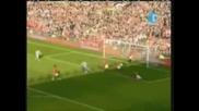 Манчестър Юнайтед - Манчестър Сити - 1:2 Репортаж +свръхзвуковия Марто