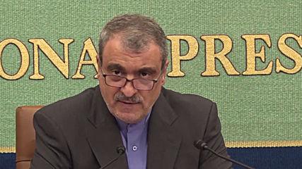 Japan: Iranian ambassador blames oil tanker attack on US