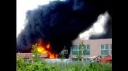 Пожар Във Фирмата За Бои Селт Оод