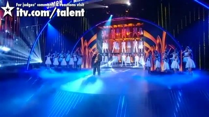 Божествен глас! Britain's Got Talent Live Final