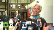 Еврогрупата прие гръцкото предложение за избягване на фалита