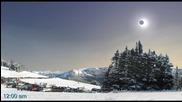 Слънчево затамнение 4 януари 2011