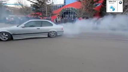 Bmw attacks Audi