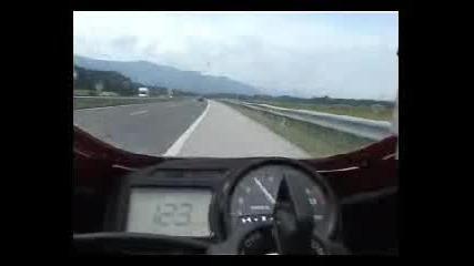 Вдигане на 299 km/h С Мотор