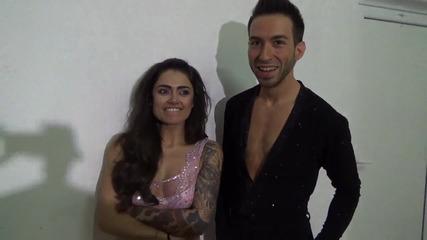 Dancing Stars - Елена и Деан за Седмицата на любовта 25.03.2014г