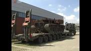 Yerli Tank Tasiyici Atagi Suruyor