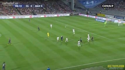 Cristiano Ronaldo vs Lyon (a) 13-14 Hd 720p by