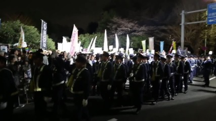 Japan: Thousands protest as new security bill takes effect