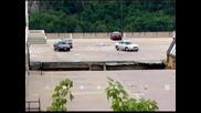 Един човек е загинал и 9 са в неизвестност след срутване на МОЛ в Канада