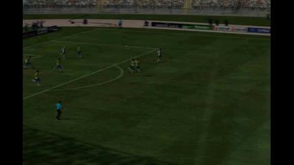 Fifa 11 Match 2 + comentary - Brasil vs Portugal