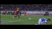 Най-доброто от Неймар срещу Реал Сосиедад (22.02.2014)