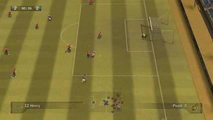 Fifa 07 noob players #2