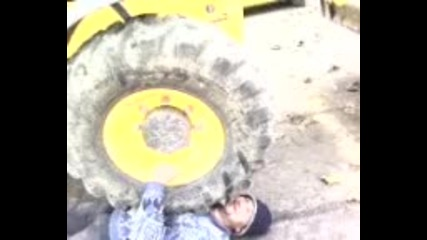 Трактор Гази
