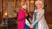 Queen Elsa Comforted a 3-year-old After She was Attacked With Racist Comments