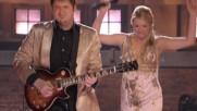 Zac Hacker - Hard To Handle [Live from Nashville Star] - Nashville Star Season 5 (Оfficial video)