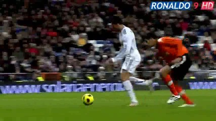 Cristiano Ronaldo Cant Be Touched 2011