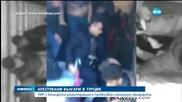 Арестуваха българи заради тир със 106 полузадушени сирийци