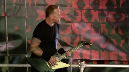 Metallica - Seek And Destroy Live At Sonisphere Festival Sofia Bulgaria 06.22.2010