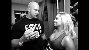 Trish chats with Austin