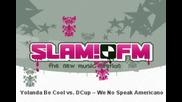 Yolanda Be Cool vs. Dcup – We No Speak Americano