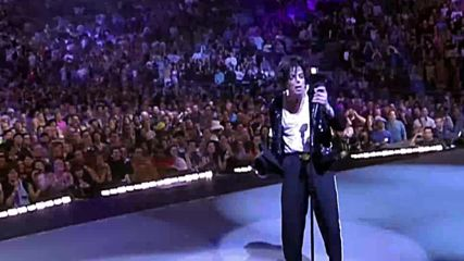 Майкл Джексон - Билли Джин (празднование 30-летия) (широкоэкранный ремастеринг)