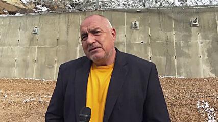 Бойко Борисов се отказа от депутатското място