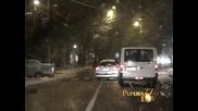 Paparazzo lov - Adil umalo zgazio ljude na pesackom - (Tv Pink)