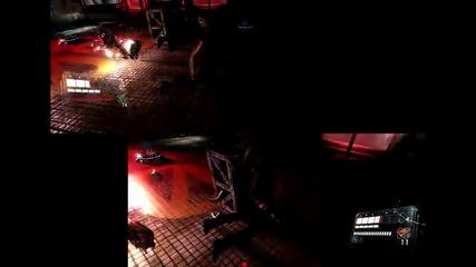 Resident evil 6 Split-screen coop (leon)
