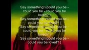 Bob Marley - Could you be loved - Lyrics