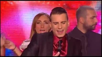 Milan Mitrovic - Nije bitna cena - GNV - (TV Grand 01.01.2015.)