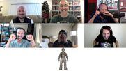 Mattel WWE Elite Squad San Diego Comic Con 2021 panel