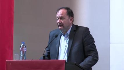 Станишев: БСП да има ясна позиция за програмата на кабинета