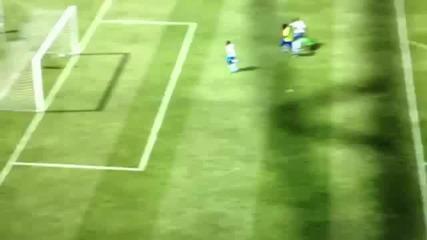 Вратар перверзник на Fifa 12 (смях) ;дд
