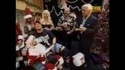 Пожеланията На Стив Остин Към Дядо Коледа
