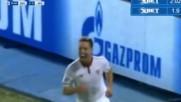 Динамо Загреб 0 - 1 Севиля ( шампионска лига ) ( 18/10/2016 )