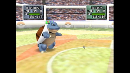 Моята 1-ва победа на Pokemon fight 2