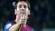 Лео Меси затвори устата на критиците си - Lionel Messi shutting the critics