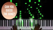 The visual pianist: Here are 3 hints to guess the song
