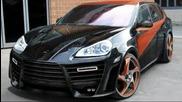 New Mansory Chopster Porsche Cayenne