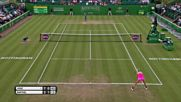 Wta 2018 Nottingham Open 1/4 Donna Vekic vs Mona Barthel