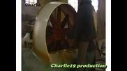 Изработка монтаж и баланс на перка за ховъркрафт