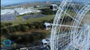 Aerialist Wallenda Announces Plan to Walk Florida Observation Wheel