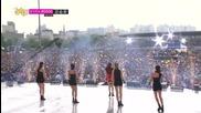 130727 Ailee - U & I @ Music Core Ulsan Summer Festival
