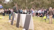 Australia: Anti-refugee rally held in suburb of Melbourne