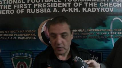 Борисов: Имаме предложение от Диого, да не играе за ЦСКА срещу 100 хиляди евро